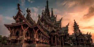 Необыкновенное строение