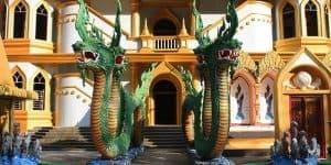 Второй вход в храм