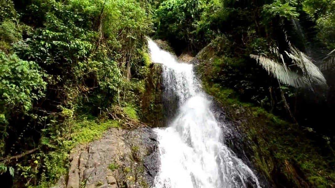 Водопад Хуай То