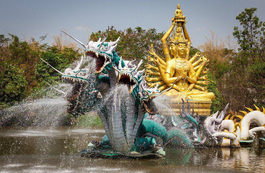 Парк Muang Boran
