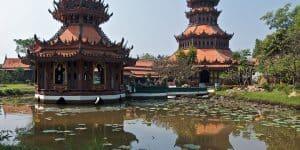 Маленькая копия Таиланда