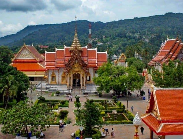 Храм Sattahip