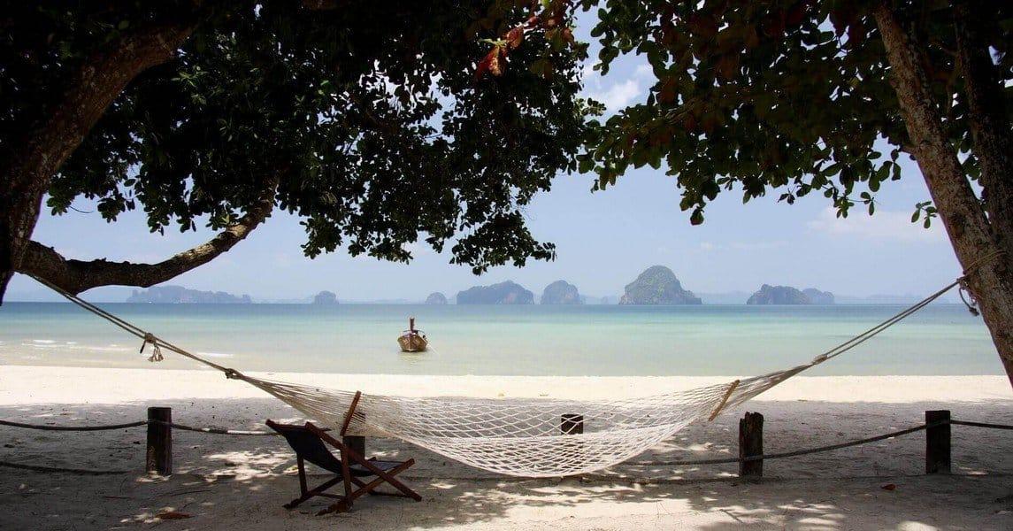 Пляж Туб Каек