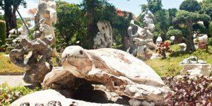Камни необычной формы