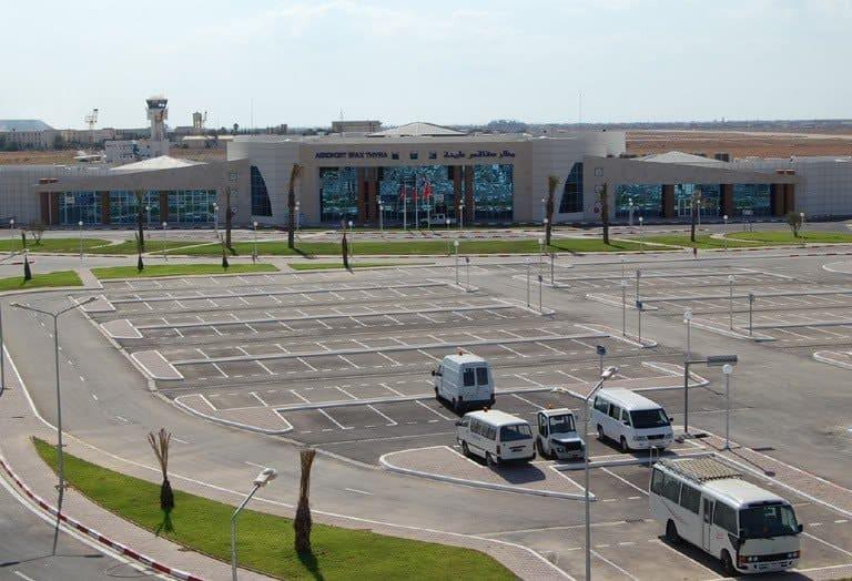 Аэропорт Sfax-Thyna