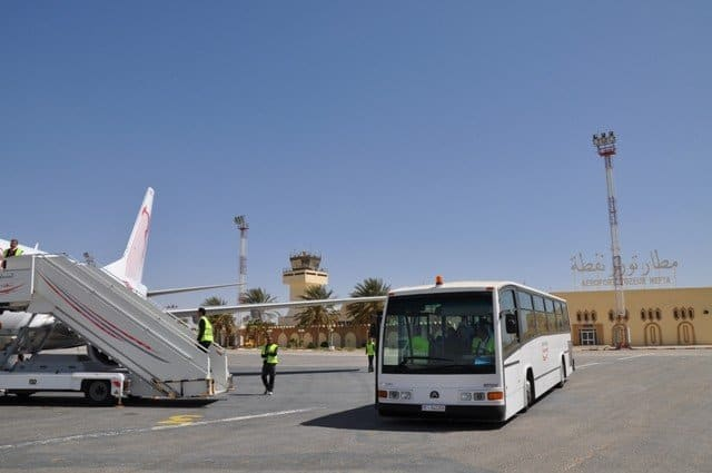 Аэропорт Tozeur Nefta