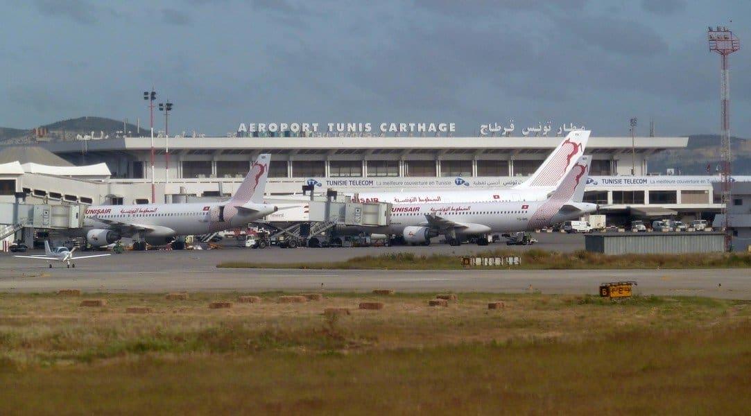 Аэропорт Tunis Carthage