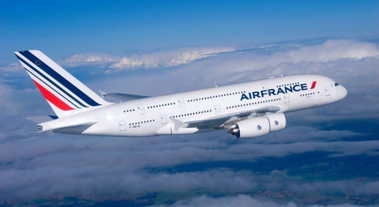 Самолет Air France