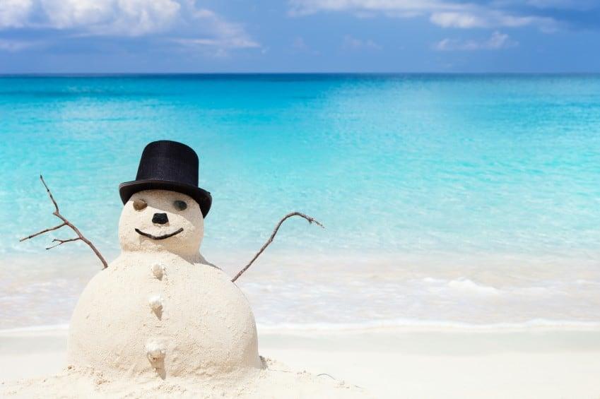 Зимовка в теплых странах