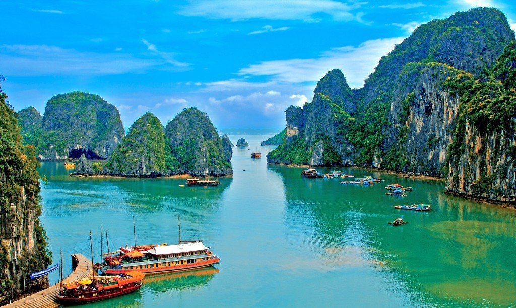 Вьетнам зимой