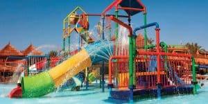 """Детская зона в """"Aqua Blu Resort"""""""