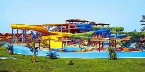 """Аквапарк """"Jungle Aqua Park"""" в Хургаде"""
