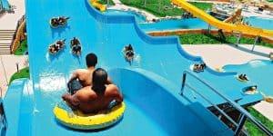 """Катания на плотах в """"Jungle Aqua Park"""""""