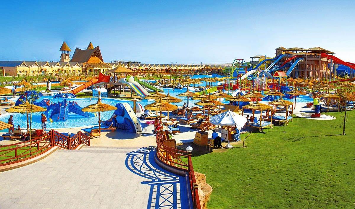 """Панорама """"Jungle Aqua Park"""""""