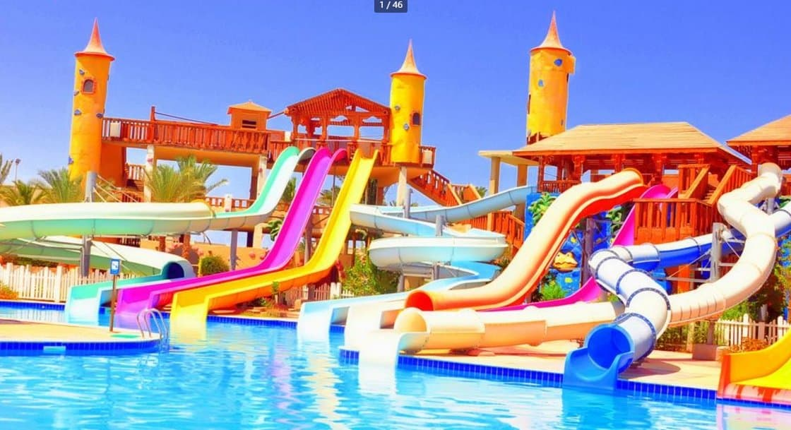 Sea Beach Hotel Aqua Park
