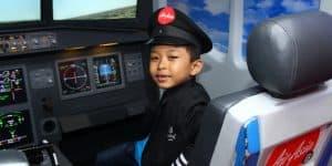 Освоение профессии пилота