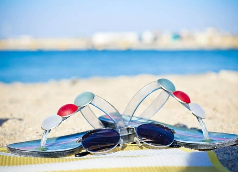 Песчаные пляжи Греции