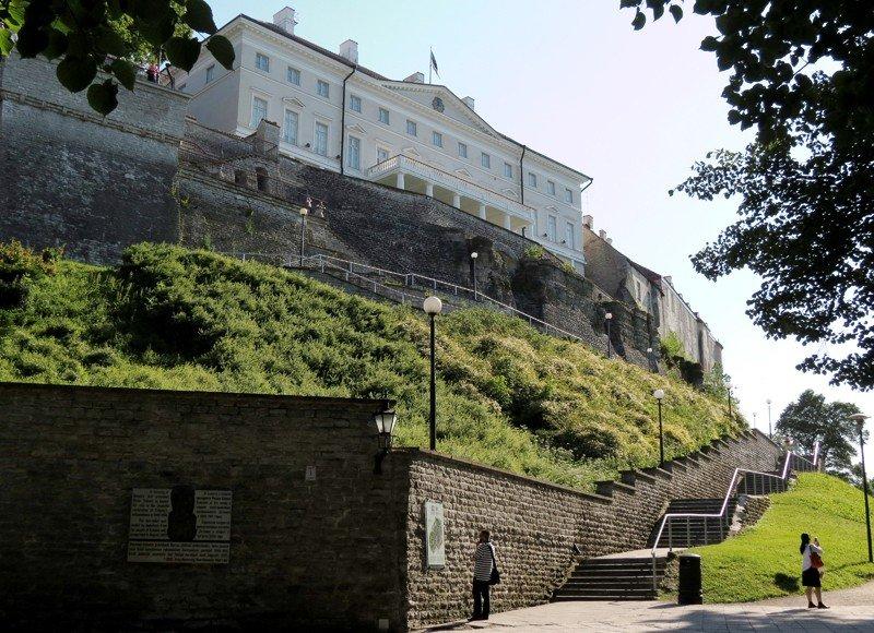 Лестница Паткули