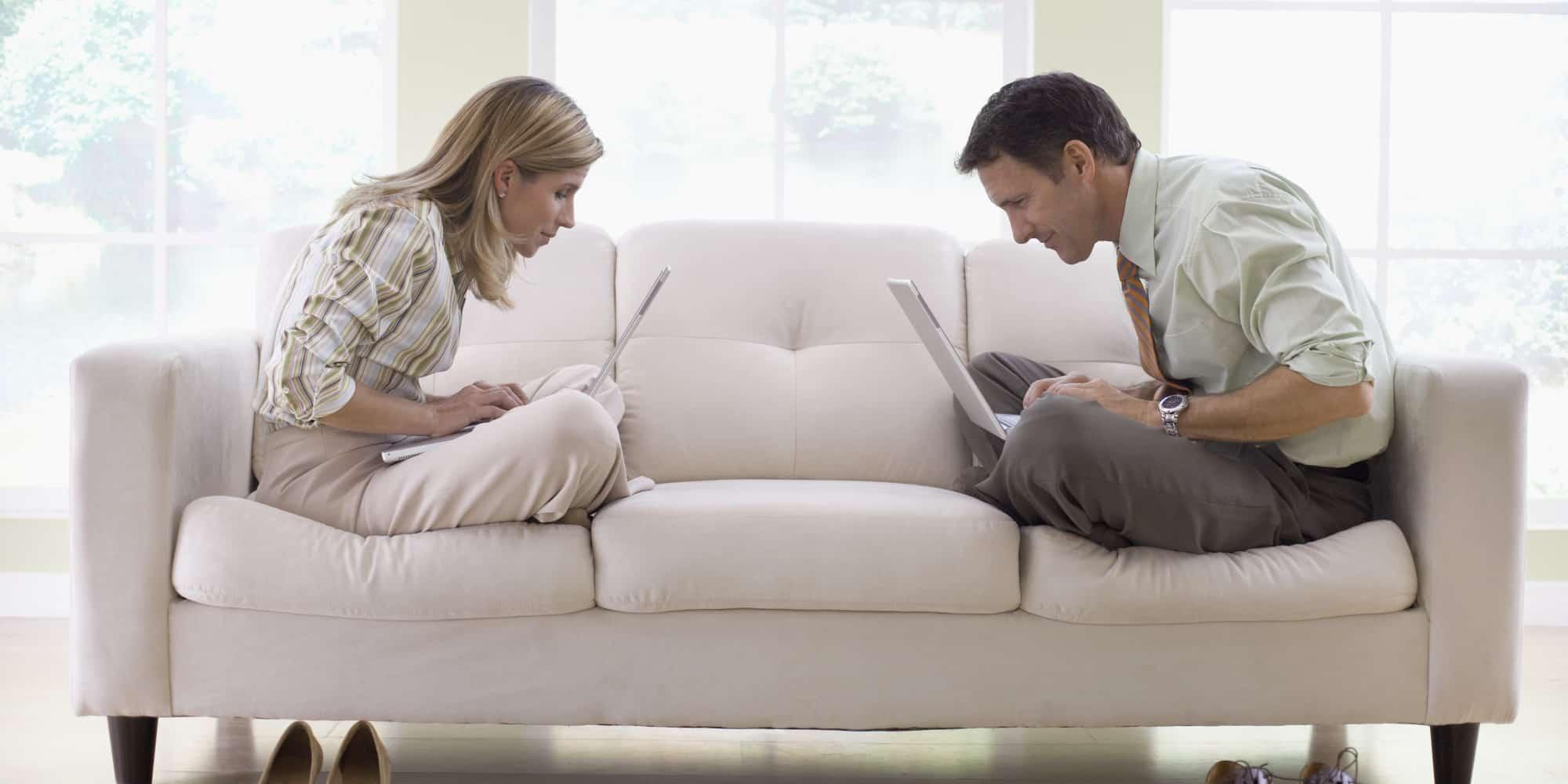 Родители в поиске места для отдыха