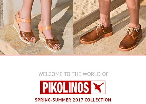 Обувь Pikolinos