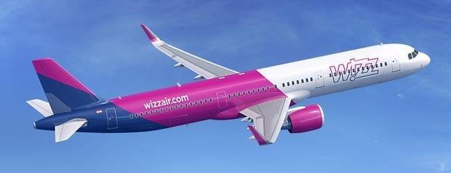 Самолёт Wizzair