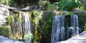 Деревня водопадов в Агрируполи