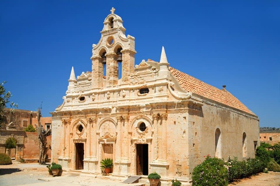 Монастырь Крита