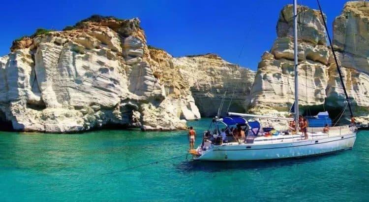 Крит - купание в бухтах