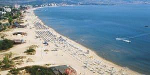 Болгарские пляжи