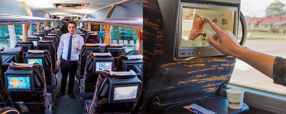 Автобус Батуми - Тбилиси