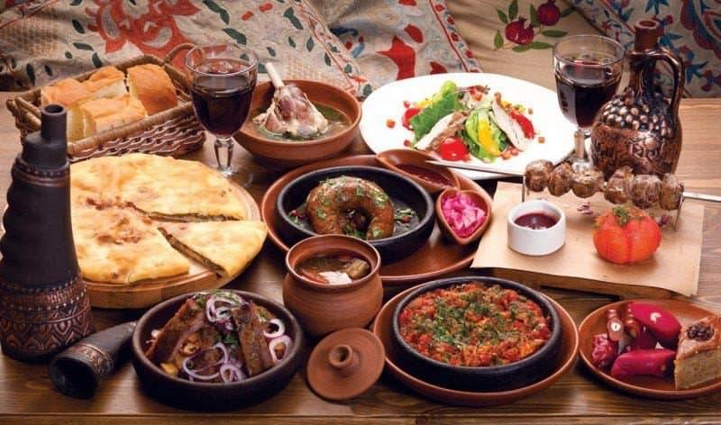 Грузинская кухня. Что попробовать