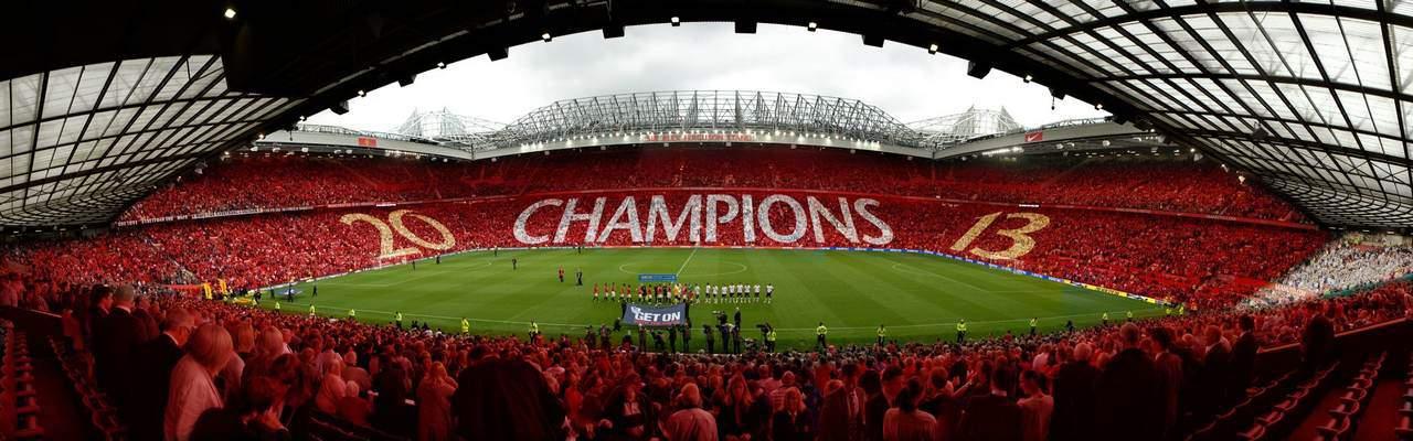 "Стадион ""Old Trafford"" в Манчестере"