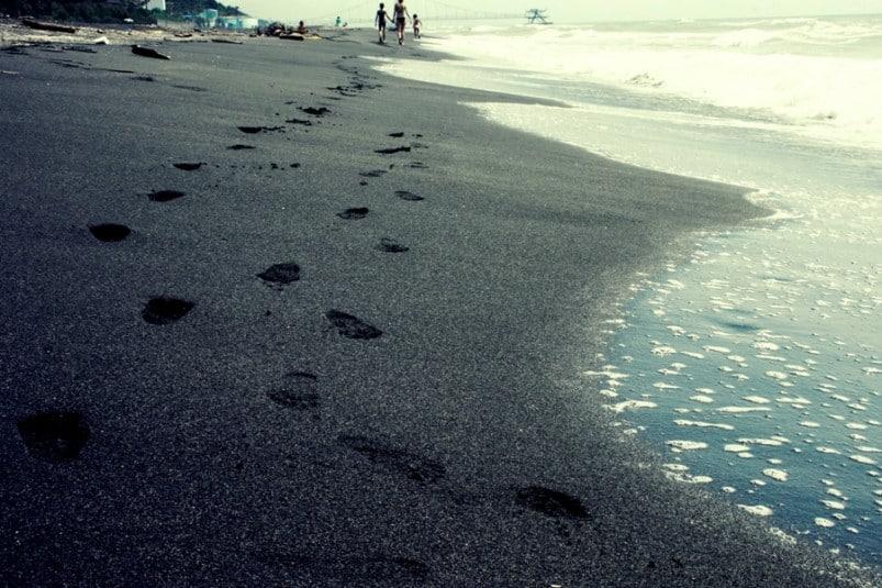 Уреки и его магнитные пески