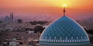 Иран на закате