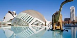 Город исскуств и наук в Валенсии