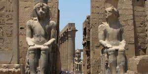 Луксор - город мертвых и живых