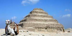 Пирамида в Сакарре