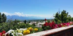 Кахетинские пейзажи