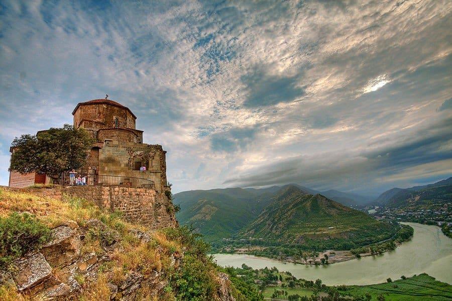 Древний монастырь