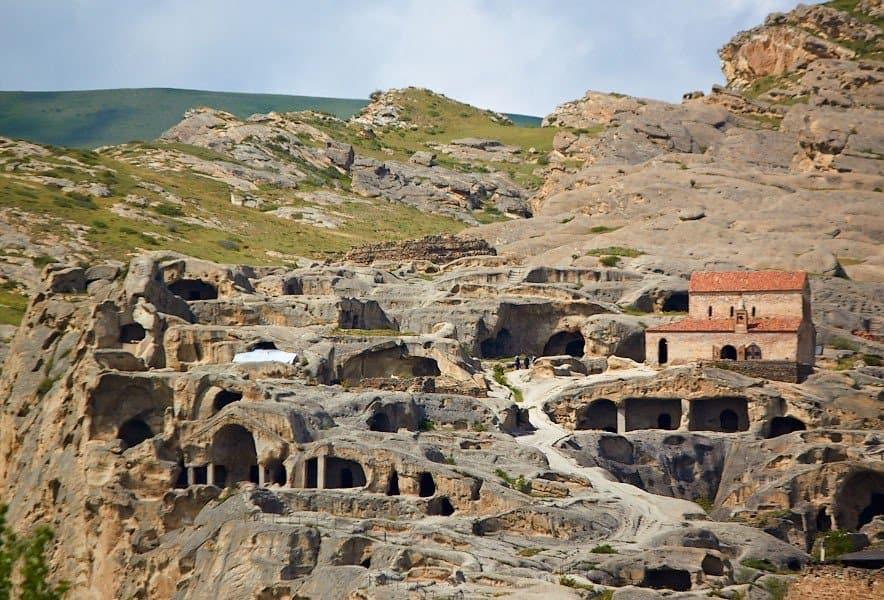 Древний город Уплисцихе