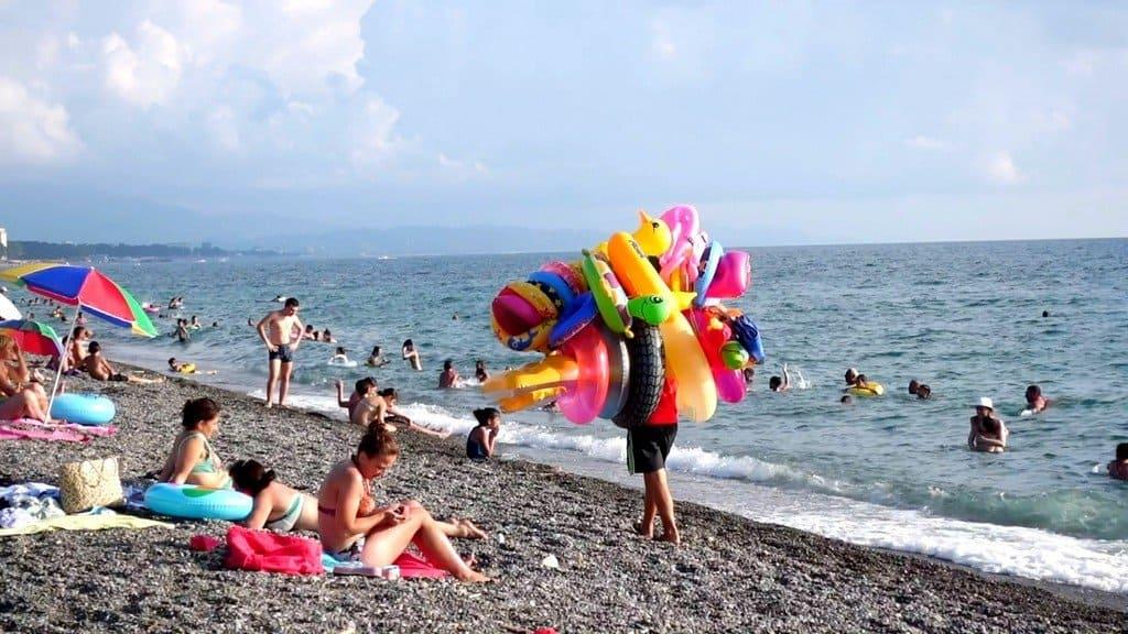 Пляж Кабулети