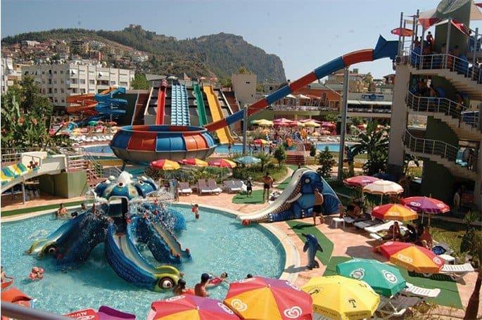 Аквапарк Aquapark