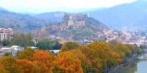 Грузия в ноябре