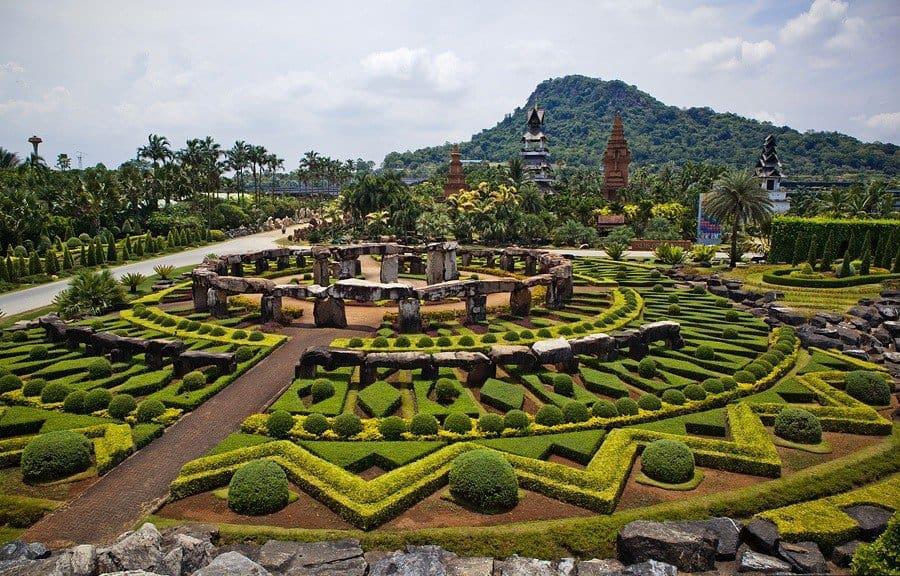 Тропический ботанический сад Нонг Нуч 2