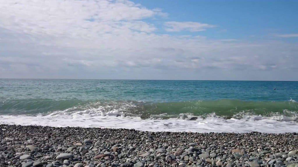 Море в Баутми