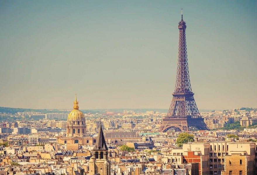 Париж за 1 день