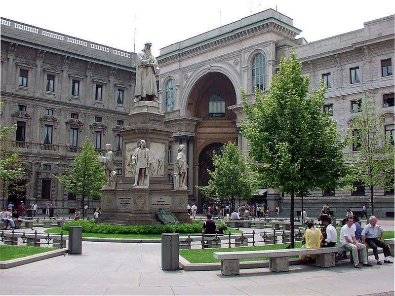 Площадь Ла Скала