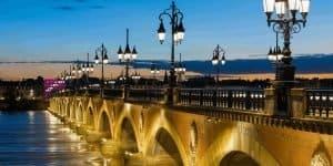 Мост в Бордо