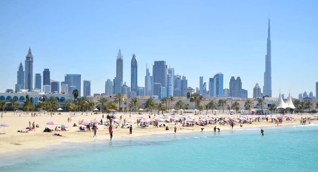 Jumeirah Open Beach