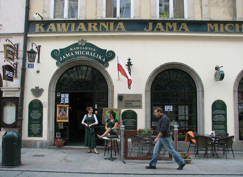 Кафе «Яма Михалика»